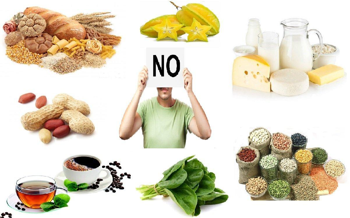 Chế độ ăn uống khiến lượng sắt không đủ