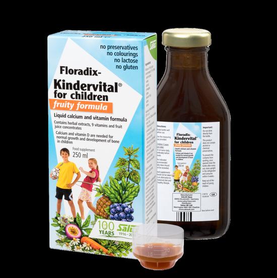 cách dùng Floradix KinderVital
