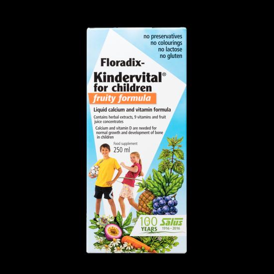 cách dùng Floradix KinderVital 2