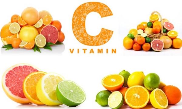 cách bổ sung vitamin C 1