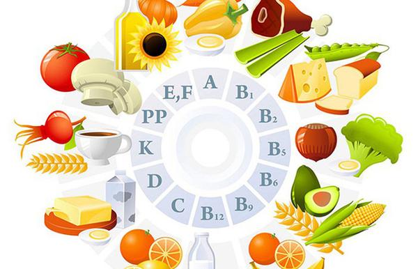 triệu chứng thiếu hụt vitamin 4